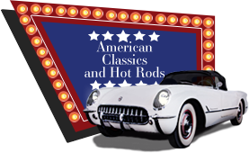 American classics and hot rods