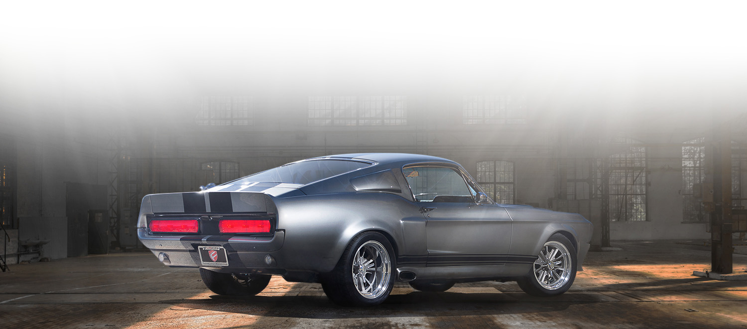 Fusion timeline stang