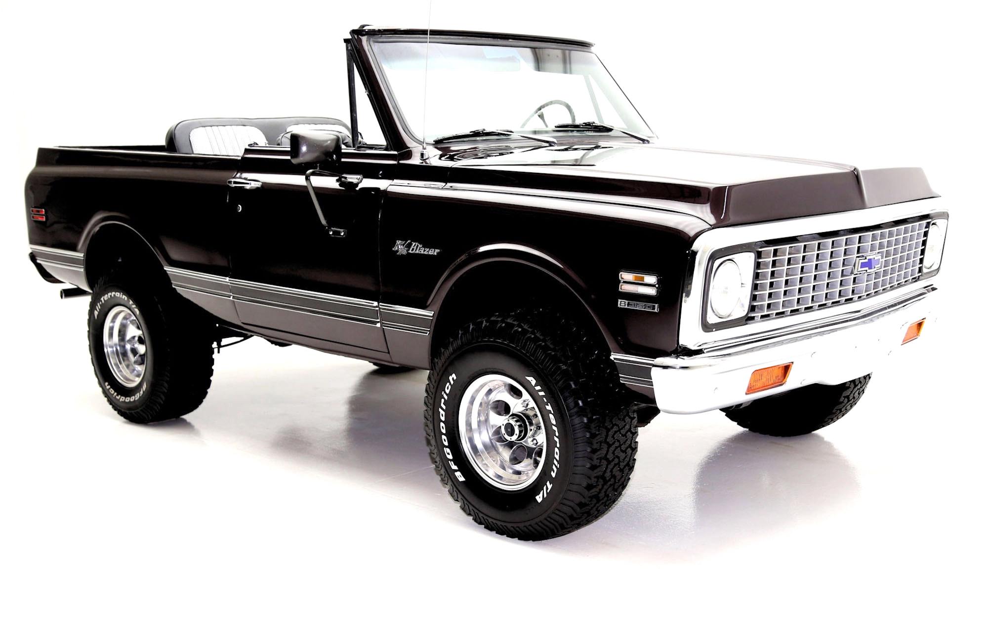 4-Wheel Classics/Classic Car, Truck, and SUV Sales