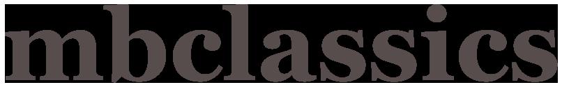 Mbclassics logo