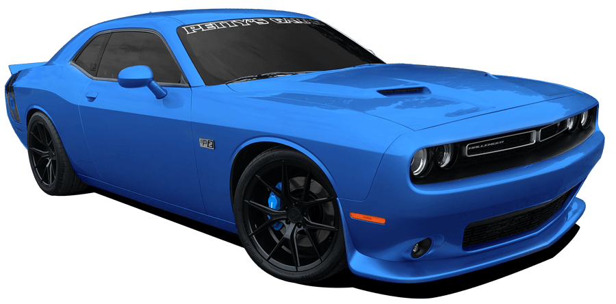 Petty's Garage PG2 Challenger