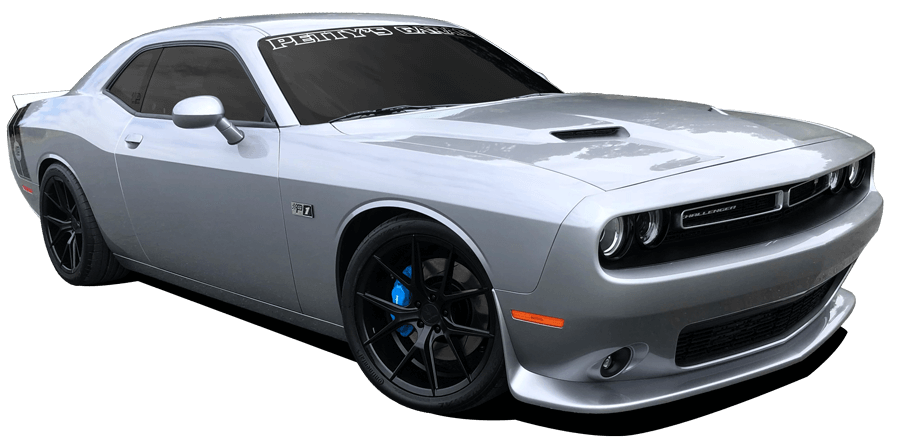 Petty's Garage Challenger