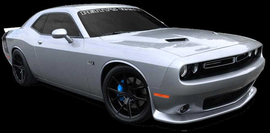 Petty's Garage Challenger