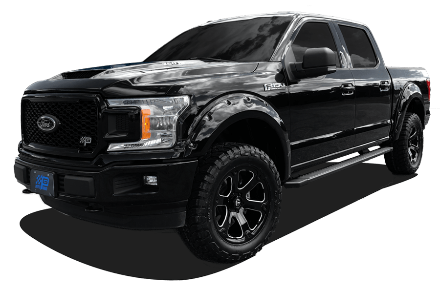 Petty's Garage 750HP F-150
