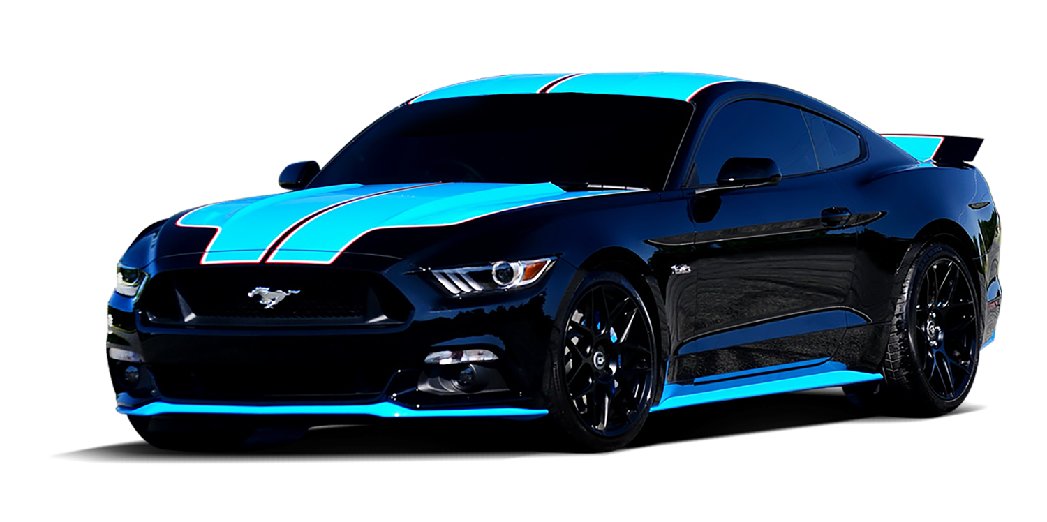 Petty's Garage King Premier Edition Mustang