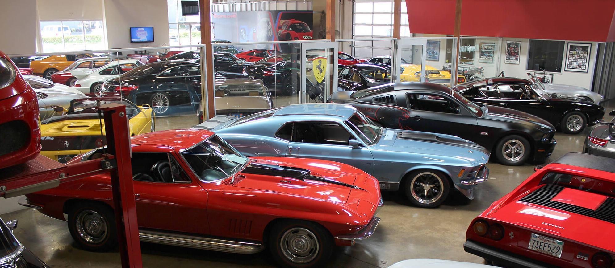 Inventory San Francisco Sports Cars