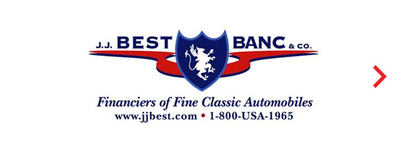 JJ Best Blac Classic Car Financing