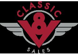 Classic V8 Sales