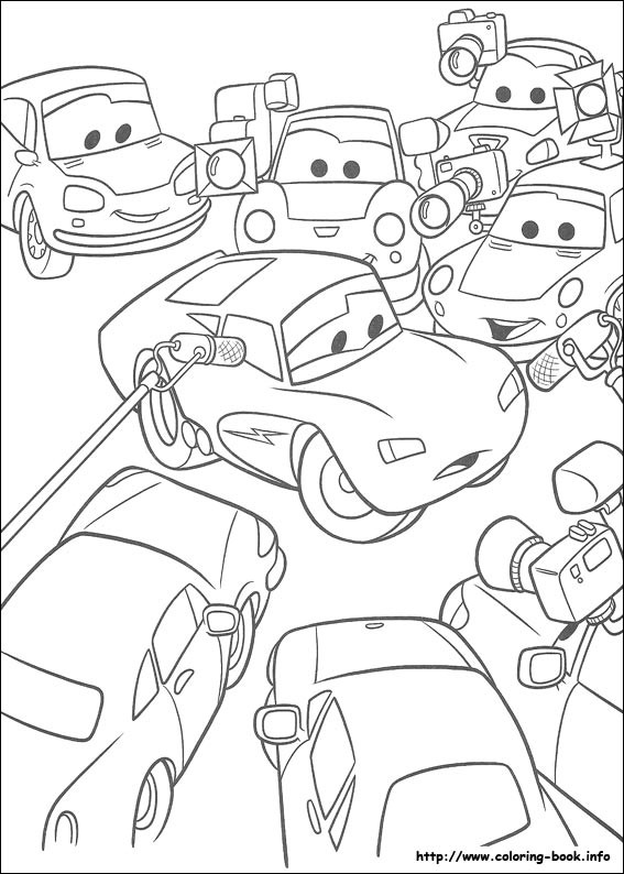 Coloring Book, Page 15
