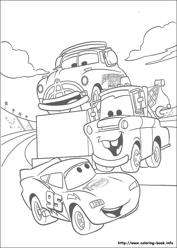 Coloring Book, Page 23