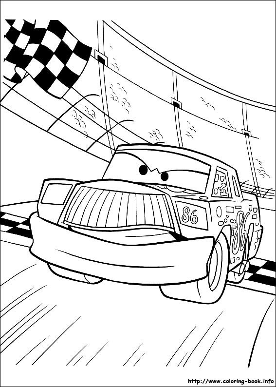 Coloring Book, Page 33