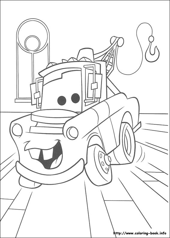 Coloring Book, Page 5