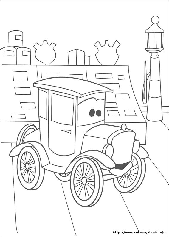 Coloring Book, Page 6