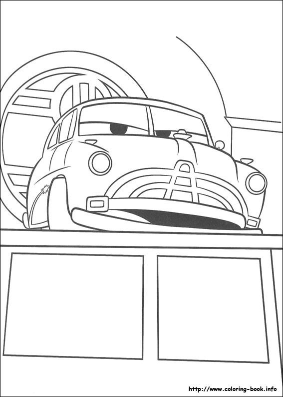 Coloring Book, Page 7