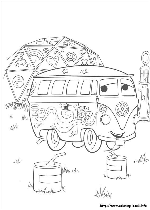 Coloring Book, Page 8